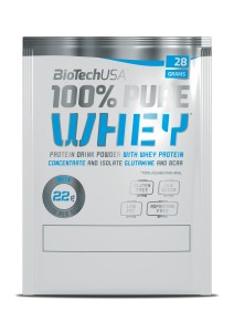 BioTech USA 100% Pure Whey 28g