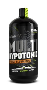 BioTech USA Multi Hypotonic Drink 1:65 1000ml