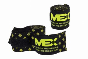 MEX FIGHTERS WRIST WRAPS  - opaski na nadgarstki 3,5m