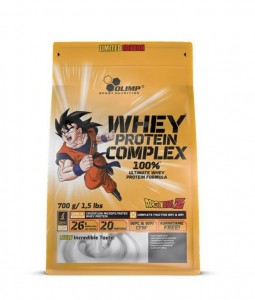 OLIMP Whey Protein Complex 100% 700g Limited Editon Dragon Ball