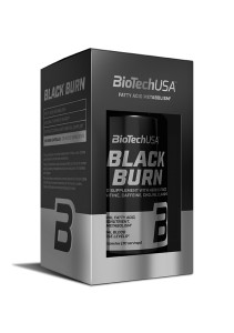 BioTech USA Black Burn 90 kaps.