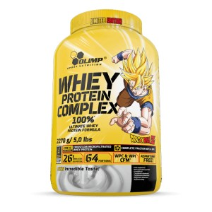 OLIMP WHEY PROTEIN COMPLEX 100% 2270G LIMITED EDITION DRAGON BALL