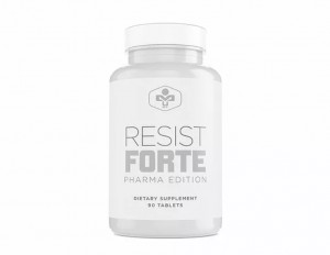 MUST RESIST FORTE 90 tabl. PHARMA EDITION